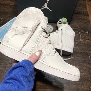 """Nike's Jordan Westbrook 0.2 """"light bone"""" Size 10"""